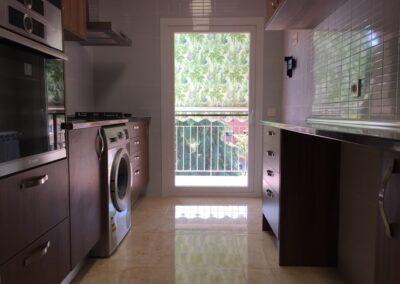 Reformando un piso en Pinar de Chamartín