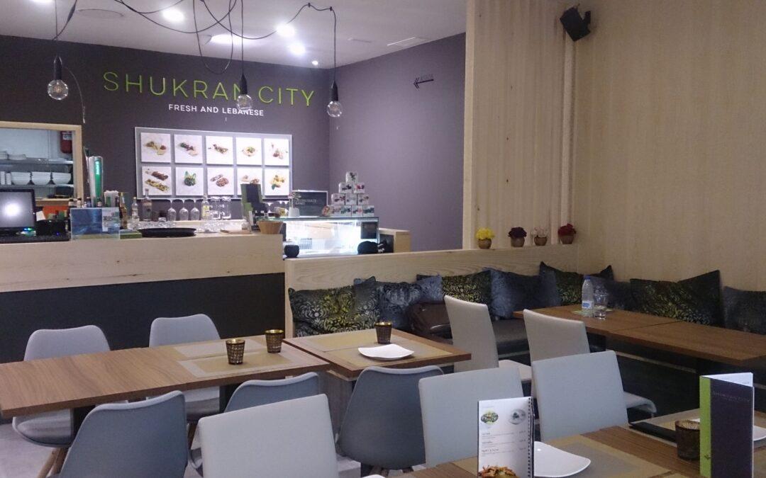 Reforma de local – Shukran City