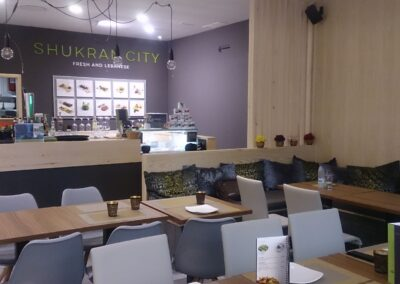 Reforma de local – Shukran City
