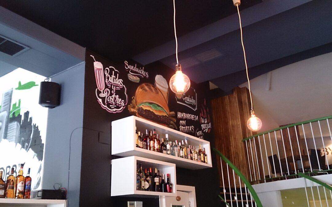 Reforma de local – The Burger Lobby
